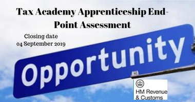 Tax Academy Apprenticeship End-Point Assessment