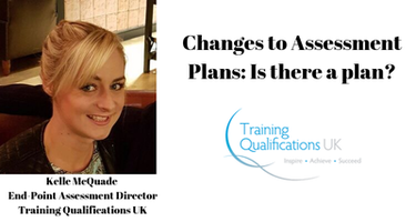 Changes to Assessment Plans: Is there a plan?