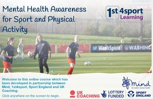 Mental Health Awareness for Sport & Phys...