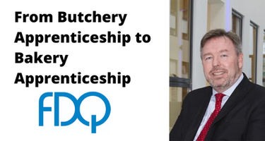 From Butchery Apprenticeship to Bakery Apprenticeship