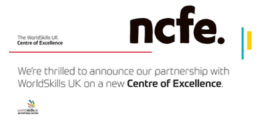 NCFE and WorldSkills UK announce partnership on new Centre of Excellence project