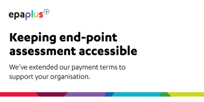 In recognition of the additional cash flow challenges many organisations are experiencing, we have extended our payment terms for all EPA