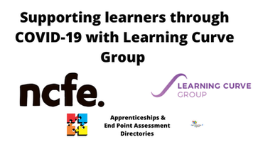 Supporting learners through COVID-19 with Learning Curve Group