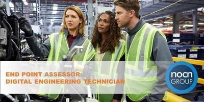 Digital Engineering Technician – End Point Assessors