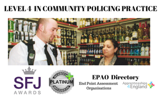LEVEL 4 DIPLOMA IN COMMUNITY POLICING PRACTICE