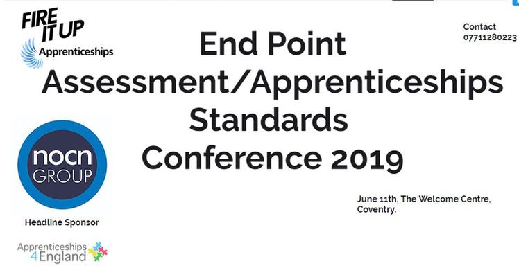 EPA & Apprenticeships Standards Conference