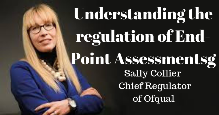 Understanding the regulation of End-Point Assessments