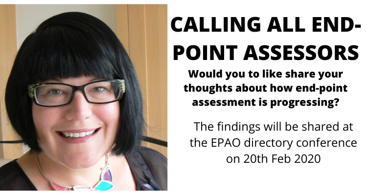 CALLING ALL END-POINT ASSESSORS