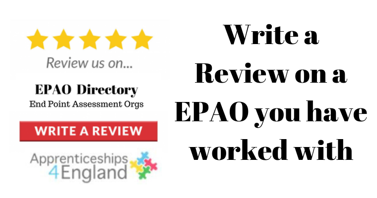 7 Reasons Why Customer Reviews are Important: Leave a review for a EPA Organisation.