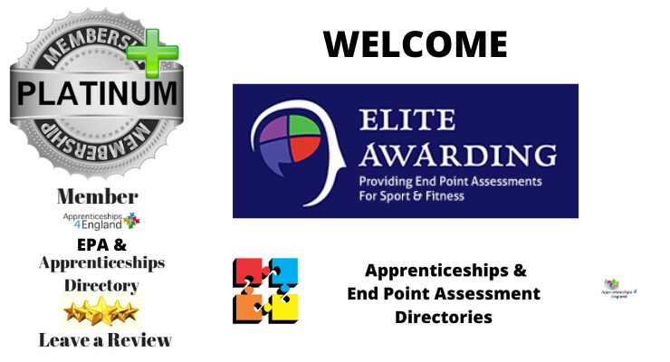 Welcome Elite Awarding:  Platinum Plus Member EPA & Apprenticeships Directories